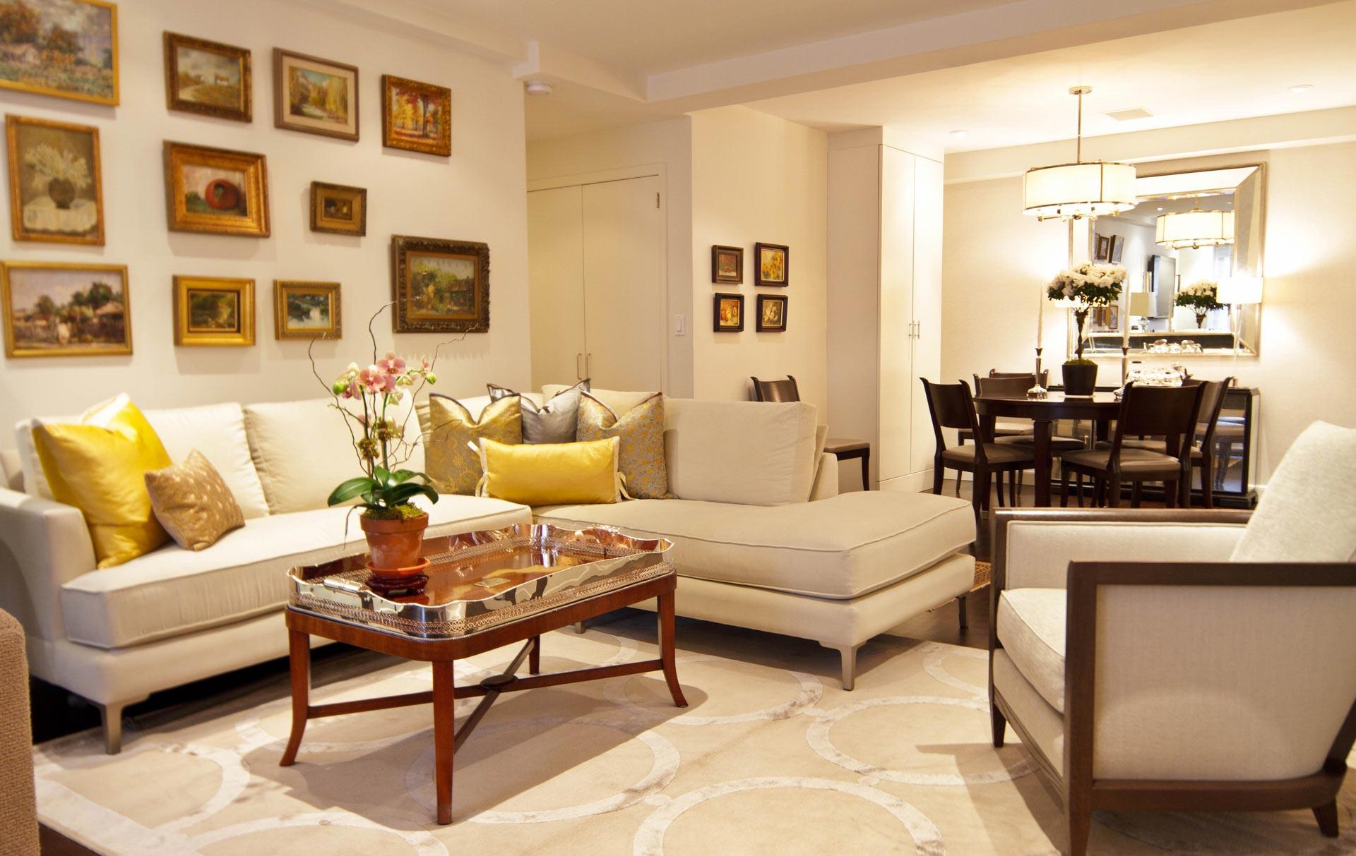 Living Room (East Side)