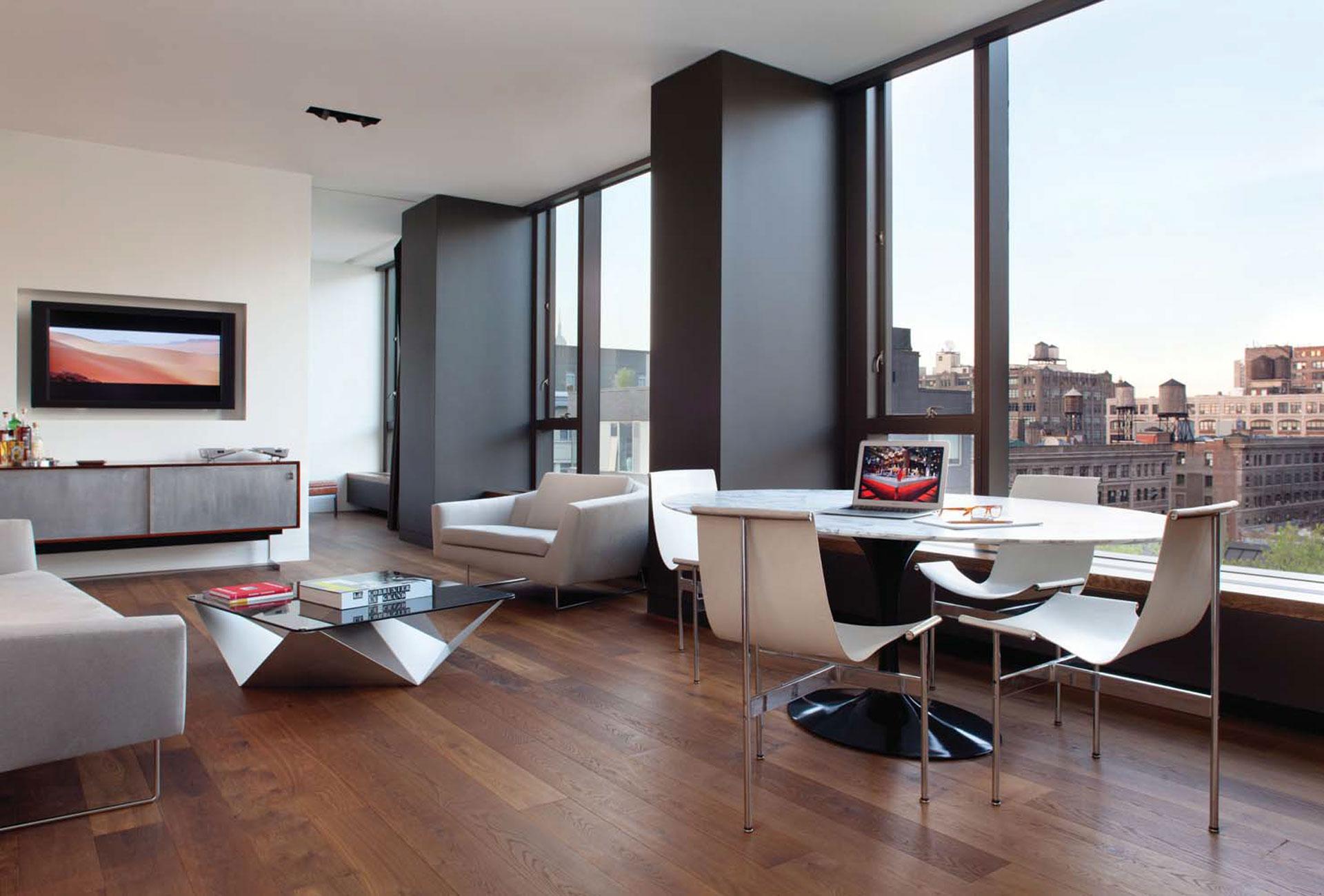 Living Room (Greenwich Village)