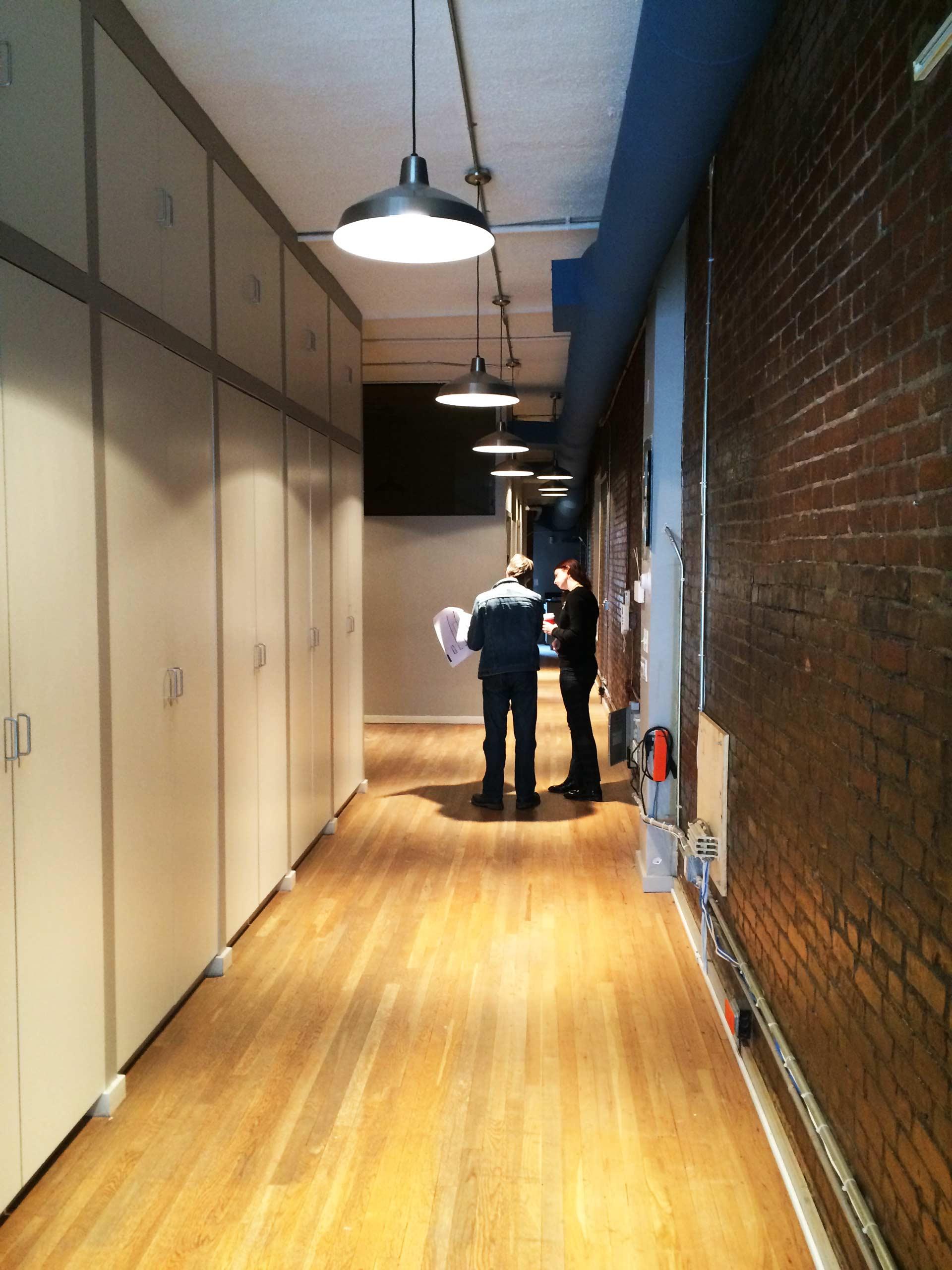 Salon Before Hallway